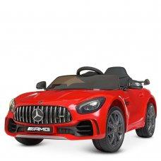 Детский электромобиль Mercedes AMG на пульте управления Bambi Racer M 4182EBLR-3 красный