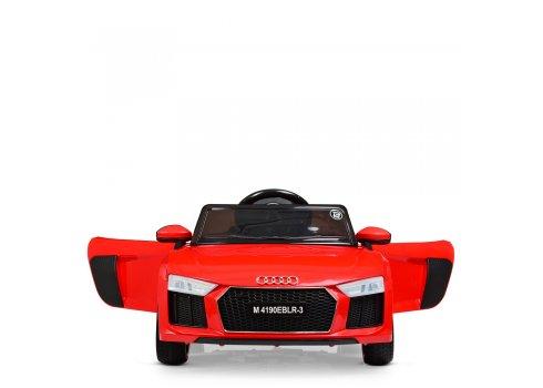 Электромобиль детский в стиле машины Audi (Ауди) Bambi Racer M 4190EBLR-3 красный