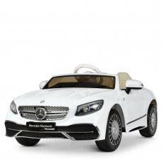 Детский электромобиль Mercedes (Мерседес) M 4210EBLR-1 белый