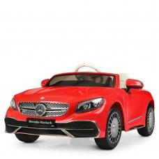 Детский электромобиль Mercedes (Мерседес) M 4210EBLR-3 красный