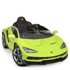 Детский электромобиль Lamborghini (Ламборджини) Bambi Racer M 4319EBLR-5 зеленый