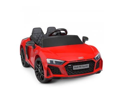 Детский электромобиль машина (Ауди) Audi R8 Spyder M 4527EBLR-3 красный