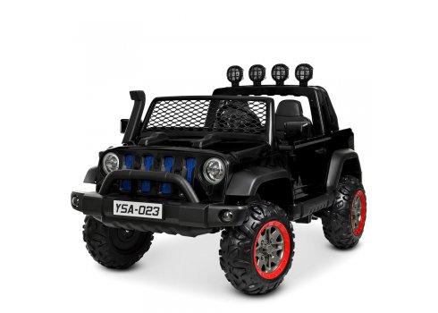 Детский электромобиль внедорожник JEEP BAMBI YSA-023EBLR-2 черный