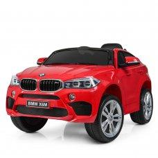 Детский электромобиль BMW на EVA колесах JJ2199EBLR-3 красный