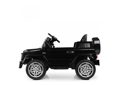 Детский электромобиль Джип Mercedes Мерседес M 2788EBLRS-2 черный покраска