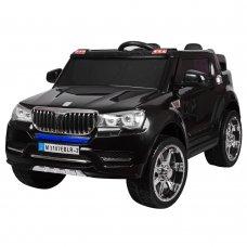 Детский двухместный электромобиль с мощным мотором, M 3107EBLR-2 черный