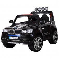 Детский электромобиль BMW с мощным мотором M 3118EBLR-2 черный