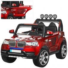 Детский электромобиль с мощным мотором, M 3118 EBLRS-3 красный автопокраска