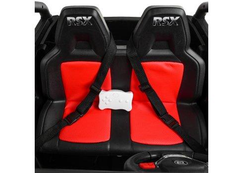Детский двухместный электромобиль 4×4 Buggy (Багги) M 3454(2)EBLR-3(24V) красный УЦЕНКА!