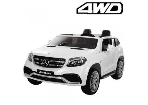 Двухместный детский электромобиль Mercedes, колеса EVA, M 3565EBLR-1