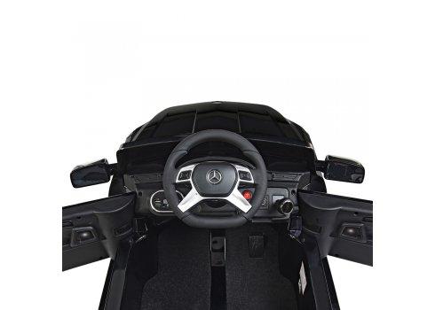 Детский электромобиль джип Mercedes ML350 M 3568EBLR-2 черный