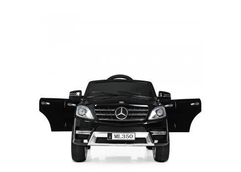 Детский электромобиль джип Mercedes M 3568EBLRS-2 черный покраска