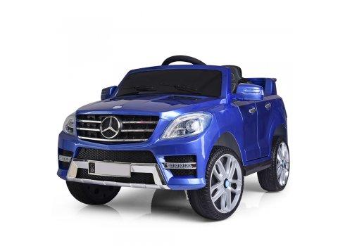 Детский электромобиль Mercedes, M 3568 EBLRS-4 синий автопокраска