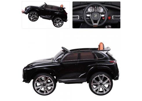 Детский электромобиль джип Lexus (Лексус) Bambi M 3584EBLR-2 черный