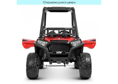 Детский электромобиль джип Buggy (Багги) Bambi JS360EBLR-3(24V) красный