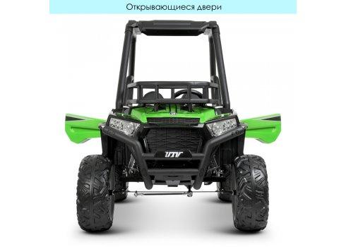 Детский электромобиль джип Buggy (Багги) Bambi JS360EBLR-5(24V) зеленый