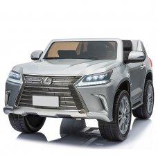 Детский электромобиль Lexus, M 3906 EBLRS-11 серый автопокраска