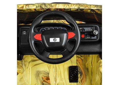 Детский 4-х моторный электромобиль Джип, M 4112EBLRS-18 крашенный камуфляж