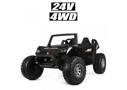 Детский электромобиль в стиле BUGGY (Багги) M 4170EBLR-2(24V) черный