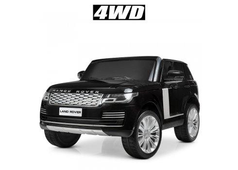 Детский электромобиль Джип в стиле Range Rover M 4175EBLR-2 черный