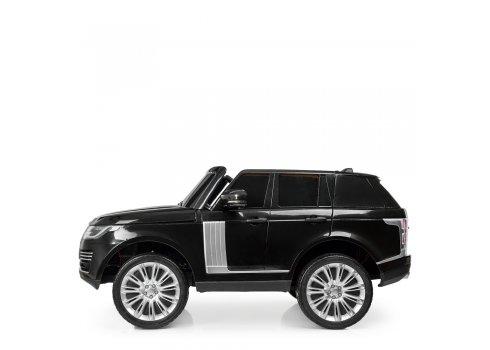 Детский электромобиль с планшетом в стиле Range Rover M 4175(MP4)EBLR-2 черный