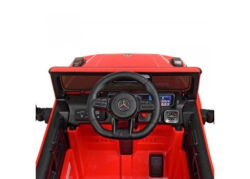 Детский электромобиль Джип Mercedes AMG (Мерседес) BAMBI M 4179EBLR-3 красный