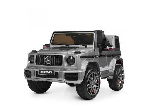 Детский электромобиль Джип Mercedes (Мерседес) M 4180EBLRS-11 серый с автопокраской