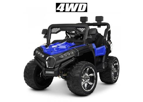 Детский электромобиль Джип Bambi Racer M 4198EBLR-4 синий