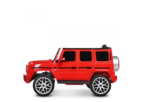 Детский электромобиль Джип Mercedes-AMG G65 M 4214EBLR-3 красный