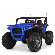 Детский электромобиль Джип BAMBI M 4248EBLR-4 синий
