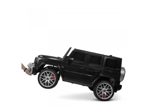 Детский электромобиль 4х4 Mercedes BAMBI M 4259EBLR-2 черный