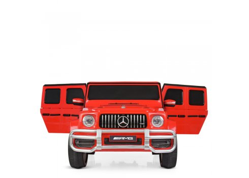Детский электромобиль 4х4 Mercedes BAMBI M 4259EBLR-3 красный