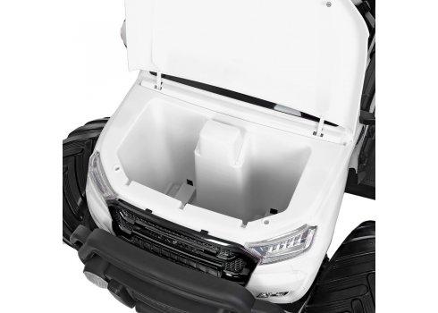 Детский электромобиль джип Monster Truck (Монстер Трак) M 4273EL-1(24V) белый