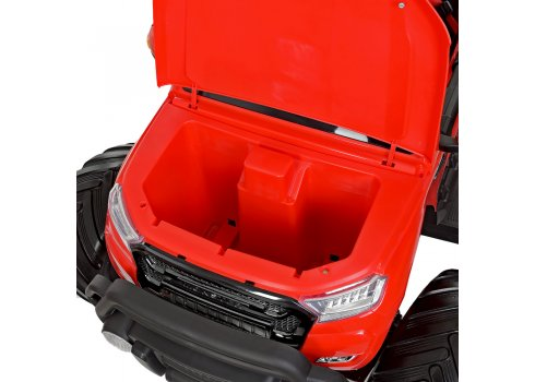 Детский электромобиль джип Monster Truck (Монстер Трак) M 4273EL-3(24V) красный
