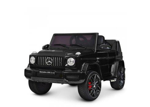 Детский электромобиль джип Mercedes M 4280EBLR-2 черный