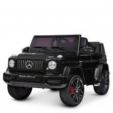 Детский электромобиль джип Mercedes M 4280EBLRS-2 черный