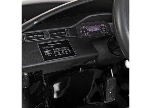 Детский электромобиль Джип в стиле Land Rover M 4418EBLR-2 черный