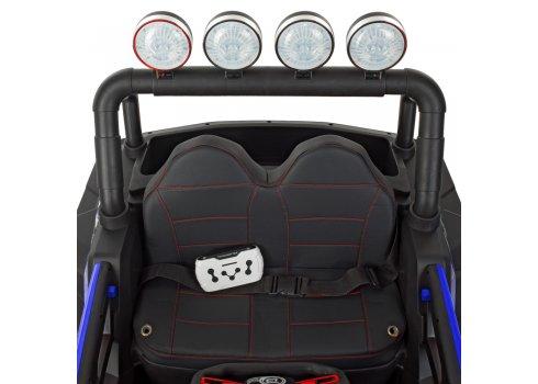Детская машина на аккумуляторе BUGGY (БАГГИ) M 4453EBLR-4 синий