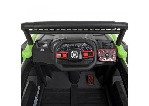 Детская машина на аккумуляторе BUGGY (БАГГИ) M 4453EBLR-5 зеленый