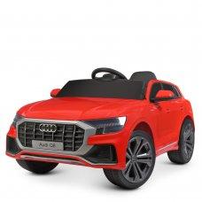 Детский электромобиль джип Audi Q8 Bambi Racer M 4528EBLR-3 красный