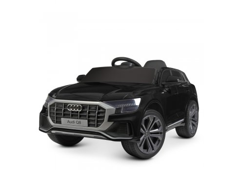 Детский электромобиль джип Audi Q8 Bambi Racer M 4528EBLRS-2 черный