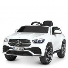 Детский электромобиль на аккумуляторе Mercedes BAMBI M 4563EBLR-1 белый