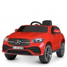 Детский электромобиль на аккумуляторе Mercedes BAMBI M 4563EBLR-3 красный
