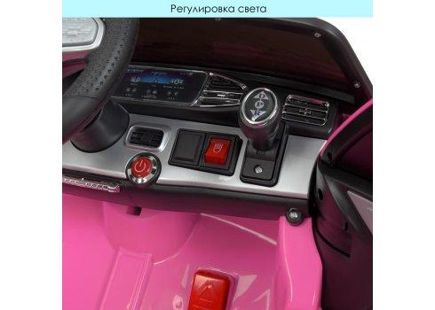 Детский электромобиль на аккумуляторе Mercedes BAMBI M 4563EBLR-8 розовый