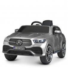 Детский электромобиль на аккумуляторе Mercedes BAMBI M 4563EBLRS-11 серый