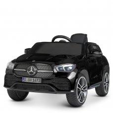 Детский электромобиль на аккумуляторе Mercedes BAMBI M 4563EBLRS-2 черный