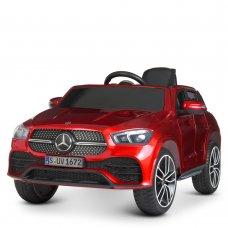 Детский электромобиль на аккумуляторе Mercedes BAMBI M 4563EBLRS-3 красный