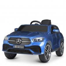 Детский электромобиль на аккумуляторе Mercedes BAMBI M 4563EBLRS-4 синий