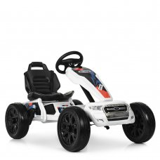 Детский электрокарт Ford Ranger M 4084E-1 белый