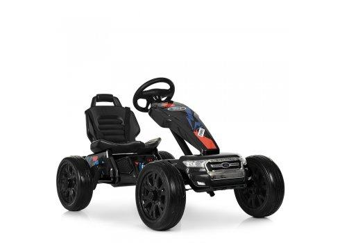 Детский электрокарт Ford Ranger M 4084E-2 черный
